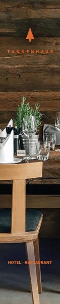 Das Hotel und Restaurant Tannenhaus bietet exklusives Ambiente und ausgesuchte Qualität in modern eingerichteten Zimmern und Suiten. Lassen Sie sich kulinarisch verwöhnen durch unsere regionale Küche in einer ganz besonderen Atmosphäre.