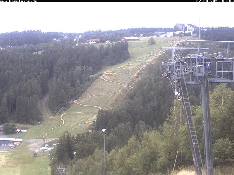 Webcam Skigebiet Sch�neck cam 2 - Vogtland