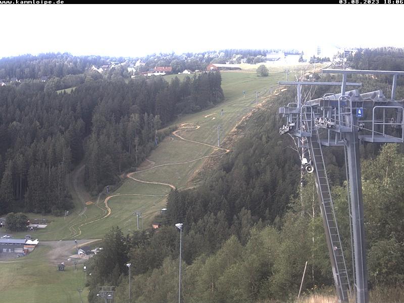 Webcam Ski Resort Schöneck cam 2 - Vogtland