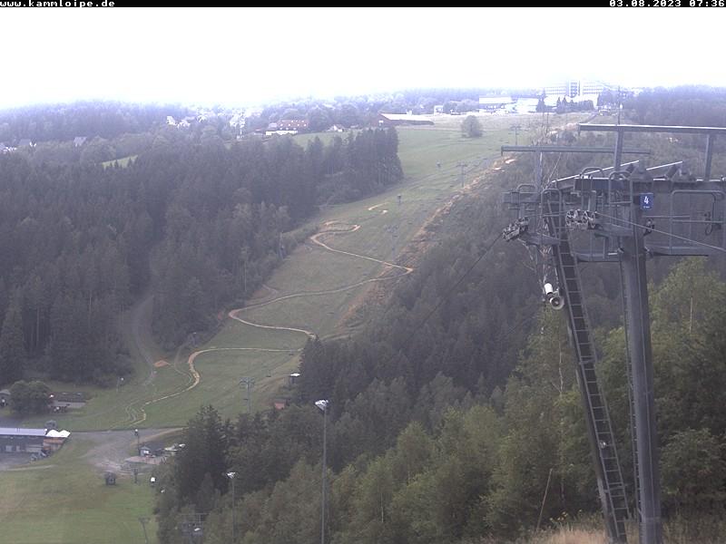 Webcam Skigebiet Schöneck cam 2 - Vogtland