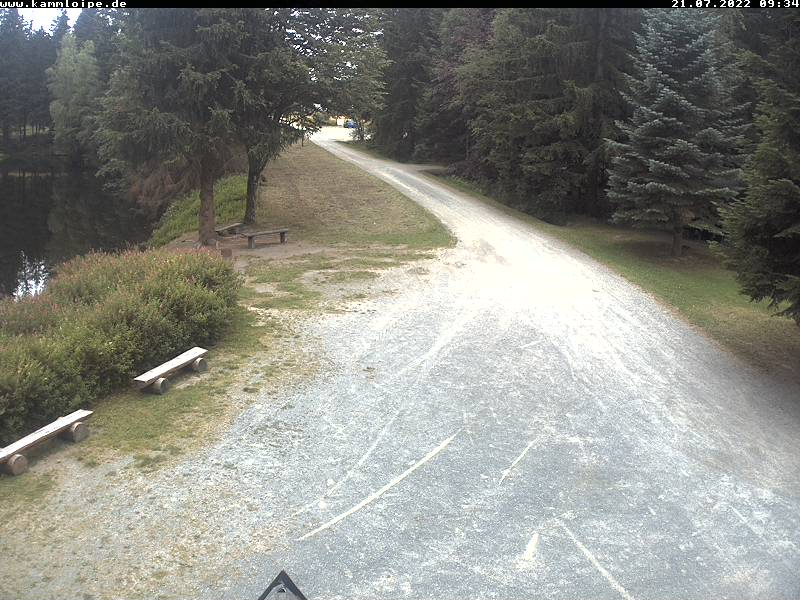 Webcam Skigebiet Sch�neck cam 3 - Vogtland